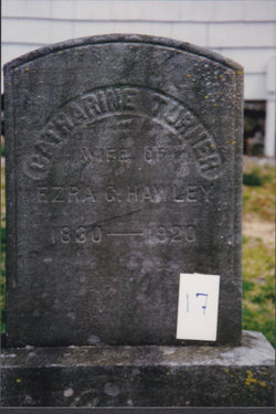 Catharine <I>Turner</I> Hawley
