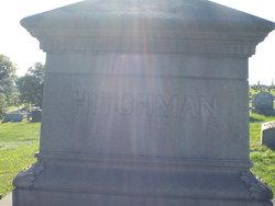 Maj John Hitchman