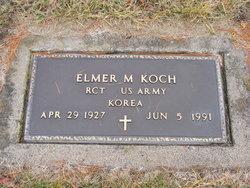 Elmer M Koch