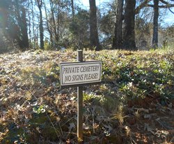 Rowden Family Cemetery