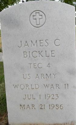James Carl Bickle