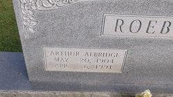 Arthur Aldridge Roebuck