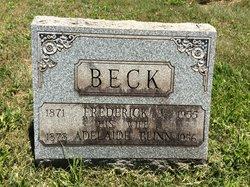 Adelaide <I>Blinn</I> Beck