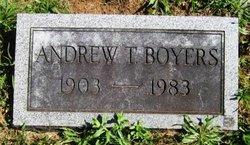 Andrew T Boyers