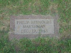 Philip Reynolds Marshman