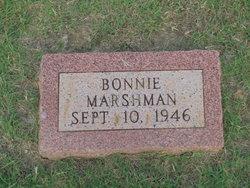 Bonnie Marshman