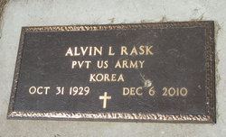 Alvin Rask
