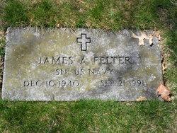 James A Felter