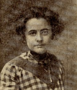 Marjorie Evelyn <I>Marchant</I> Hause