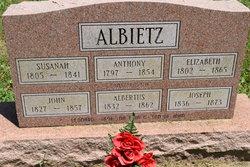 Elizabeth <I>Preston</I> Albeitz