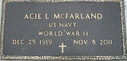 Acie L McFarland