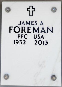 James Alphonso Foreman