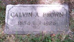 Calvin Americus Brown