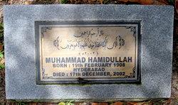 Dr Muhammad Hamidullah