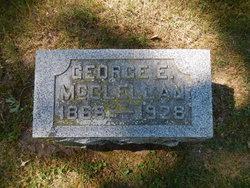 George E McClellan