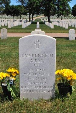 Lawrence Harley Aiken