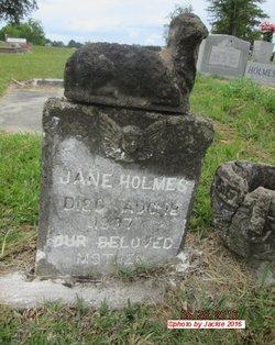 Jane Denham Holmes