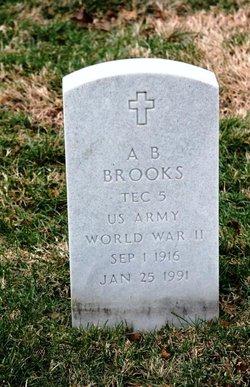 A B Brooks