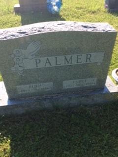 Ruth M. <I>Hungerford</I> Palmer