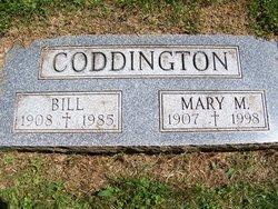 """Wilfred """"Bill"""" Coddington"""
