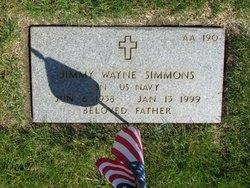 Jimmy Wayne Simmons