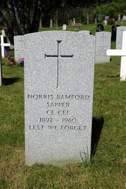 Norris Bamford