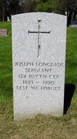 Joseph Longlade