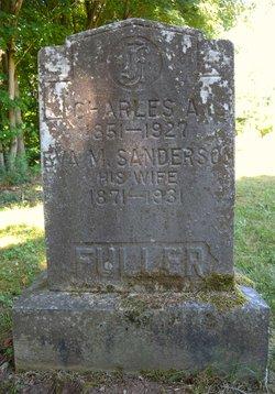 Eva M. <I>Sanderson</I> Fuller