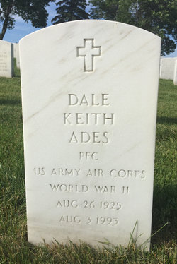 Dale Keith Ades