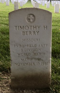 Timothy H Berry