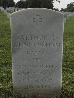 Arthur S Cunningham