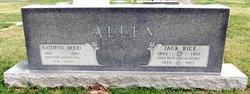 Jack Rice Allen