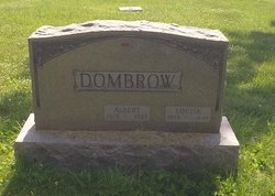 """Louise Mary """"Lizzie"""" <I>Schuhrke</I> Dombrow"""