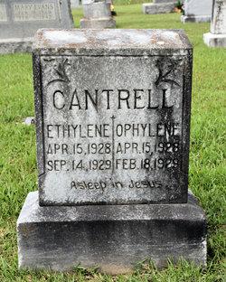 Ophylene Cantrell