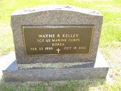Dr Wayne Russell Kelley