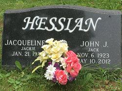 """John """"Jack"""" Hessian, Jr"""