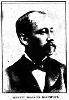 Dr Bennett Franklin Davenport