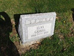 "Thomas Alex ""Elax"" <I>Elmer</I> Gaskill"