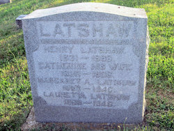 Margaret A Latshaw