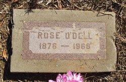 Mrs Rose May <I>Gibbins</I> O'Dell