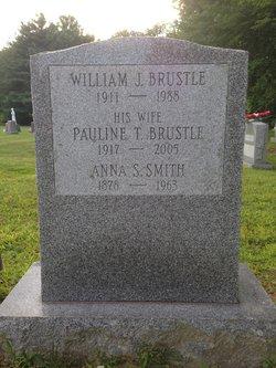 Pauline T. <I>Smith</I> Brustle