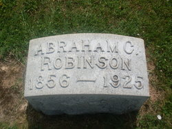 Abraham C. Robinson