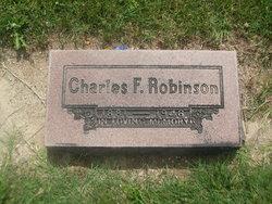 Charles F. Robinson