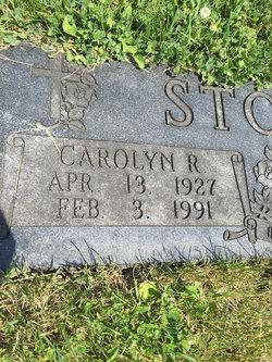 Carolyn Ruth <I>Williams</I> Stonum