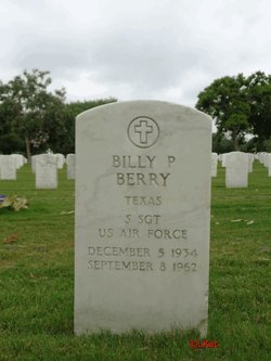 Billy P Berry