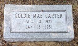 Goldie Mae Carter