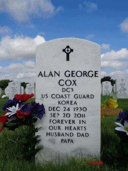 Alan George Cox