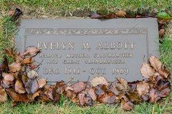 Evelyn Maxine <I>Ball</I> Abbott