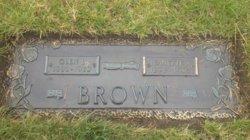 Jeanette A <I>Kinne</I> Brown