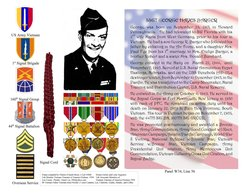 Sgt George Hayes Barger